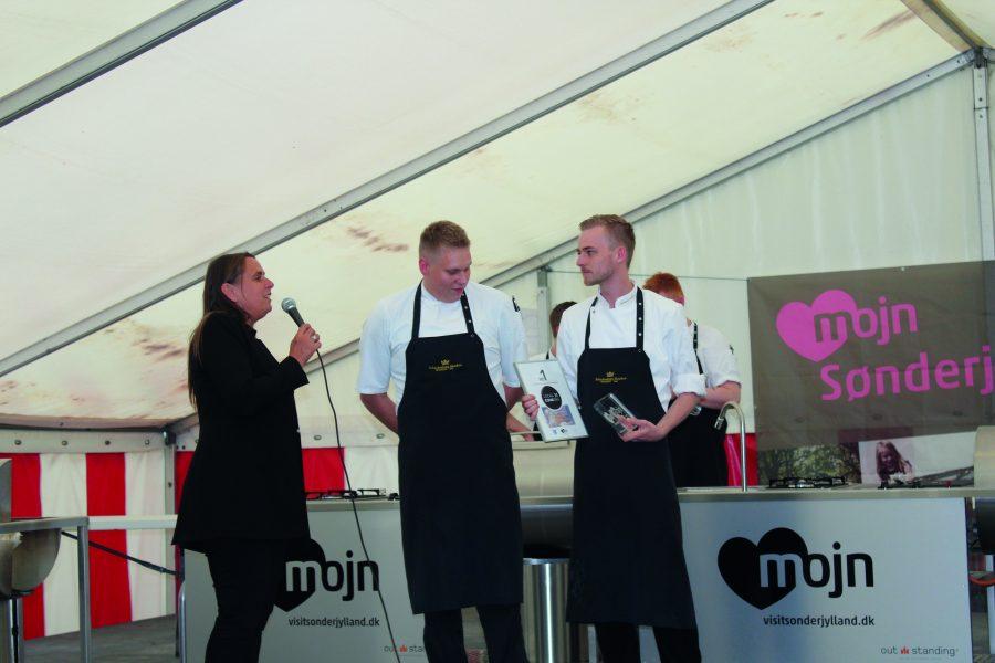 Restaurant Schack vinder Local Cooking i Sønderjylland