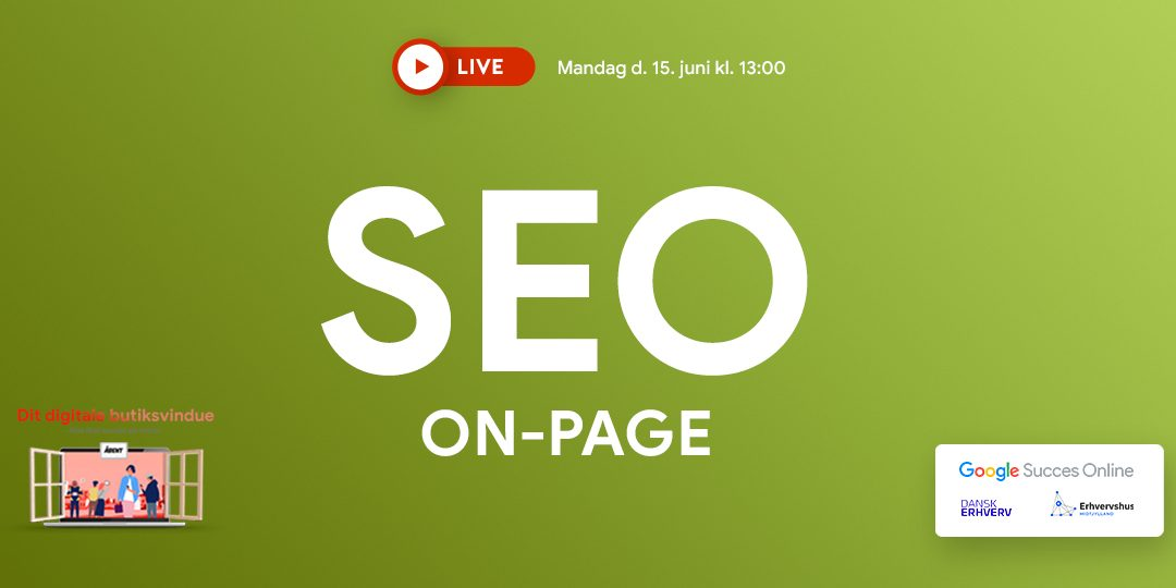 Webinar: SEO On-page