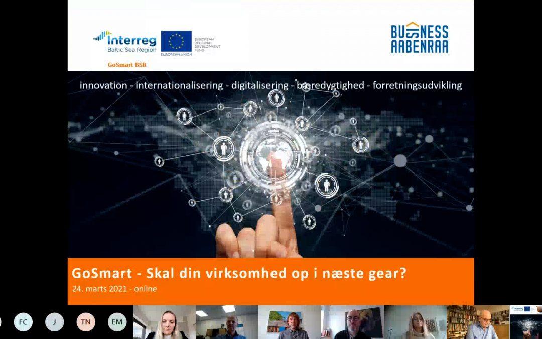 GoSmart - internationalisering og samarbejde