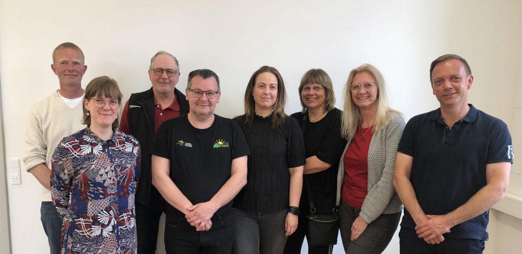 Bestyrelsen for turistforeningen for Aabenraa og Grænselandet 2021