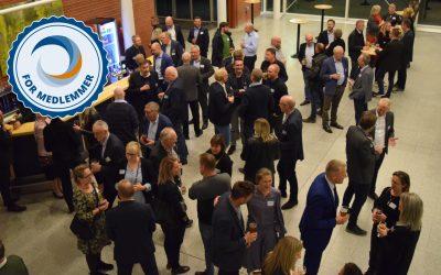 Efterårsmøde i Aabenraa Erhvervsforening 2021